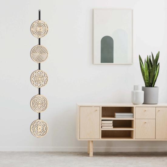 Collection 5 sens - bois